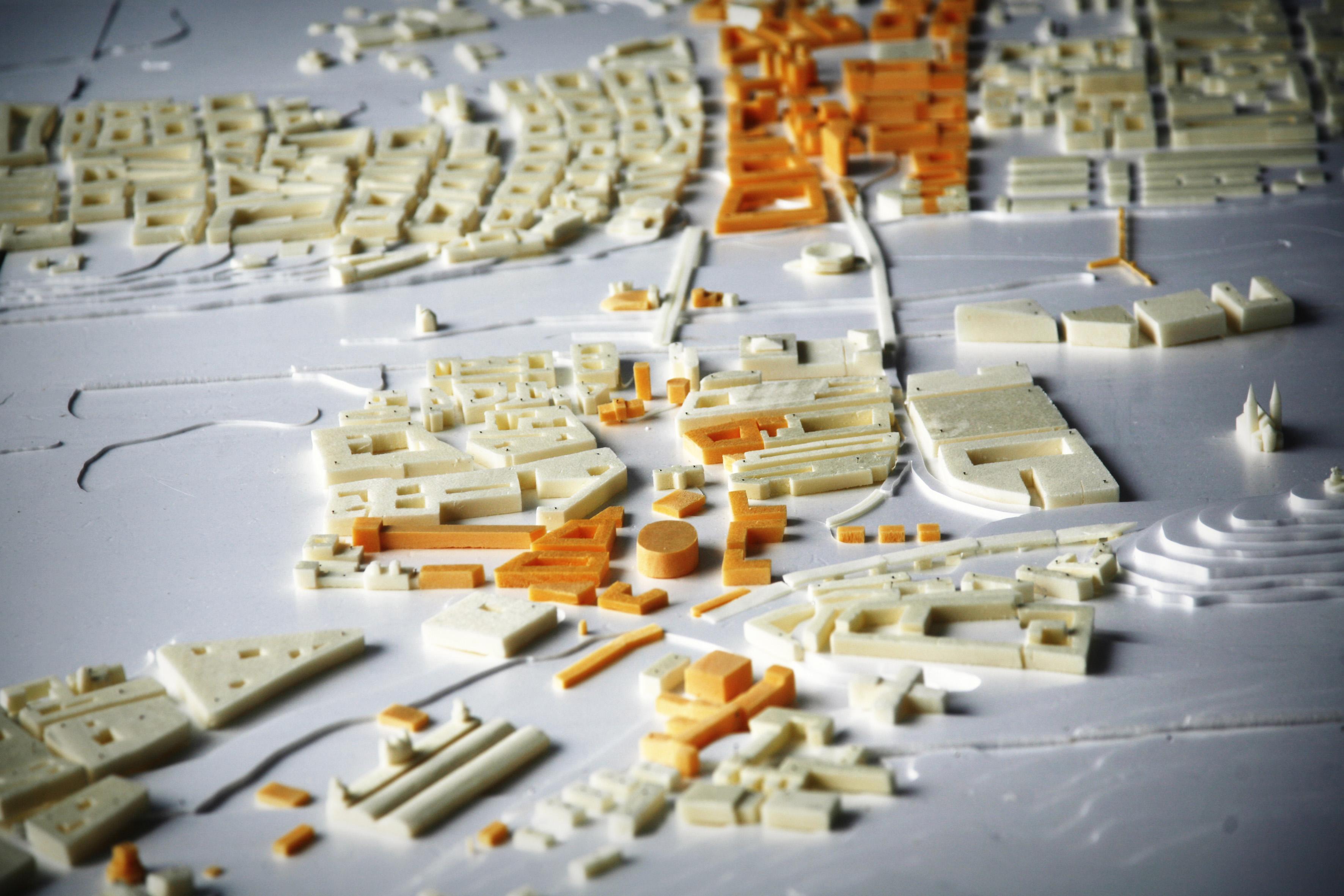 urbanismus muzejní ostrovy3020